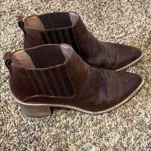 Madewell Bonham Boots